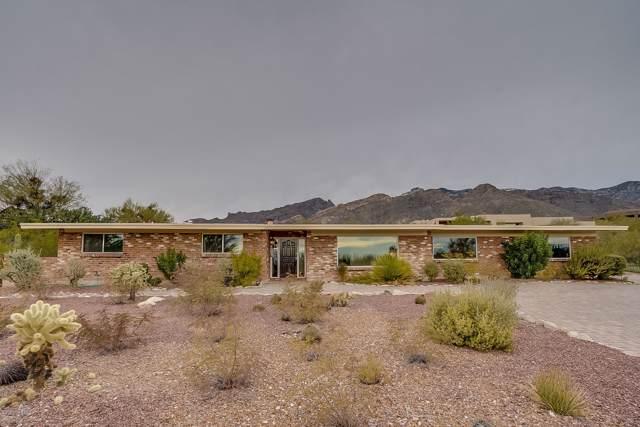 6101 N Camino De Santa Valera, Tucson, AZ 85718 (#22000070) :: Long Realty - The Vallee Gold Team