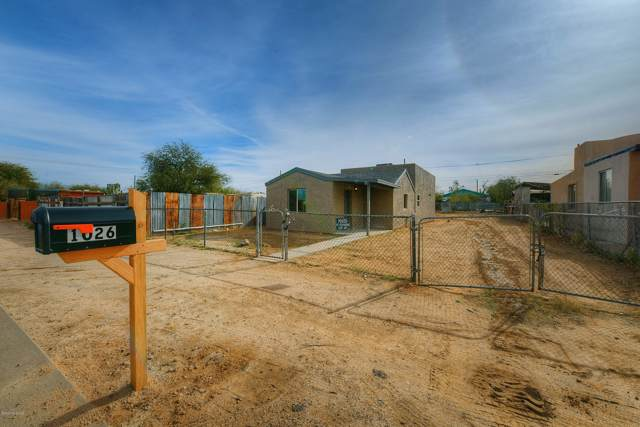 1026 E 26th Street, Tucson, AZ 85713 (#22000159) :: Long Realty - The Vallee Gold Team