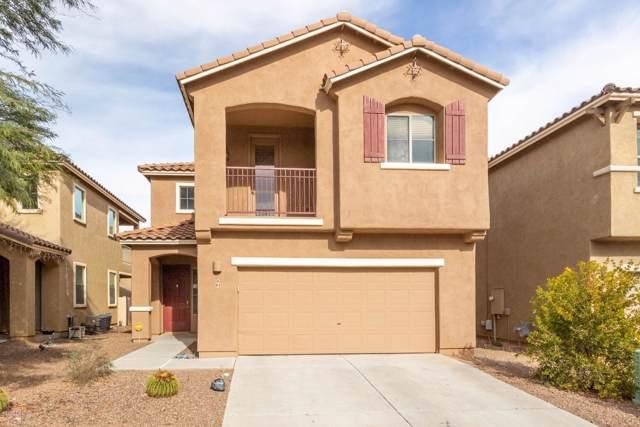 84 W Calle Gota, Sahuarita, AZ 85629 (#22000260) :: Realty Executives Tucson Elite