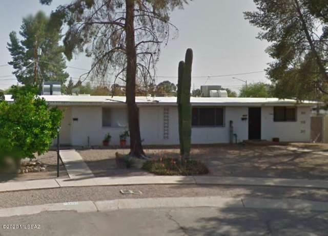 1322 E Louisiana Drive, Tucson, AZ 85706 (#22000272) :: Long Realty - The Vallee Gold Team