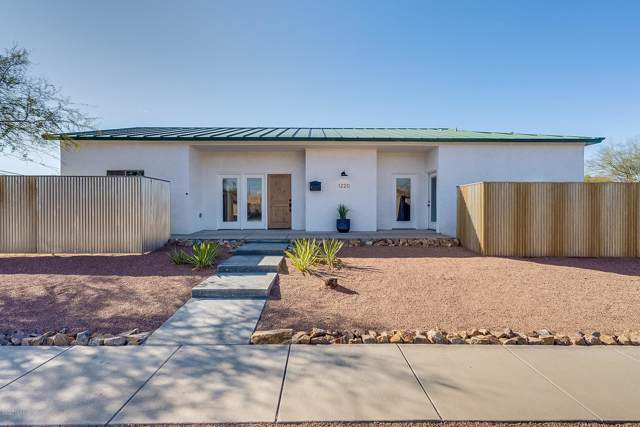 1220 S 9th Avenue, Tucson, AZ 85713 (#22000273) :: Long Realty - The Vallee Gold Team