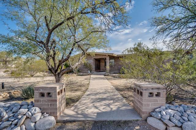 3222 N Cottontail Circle, Tucson, AZ 85749 (#22000275) :: Long Realty - The Vallee Gold Team