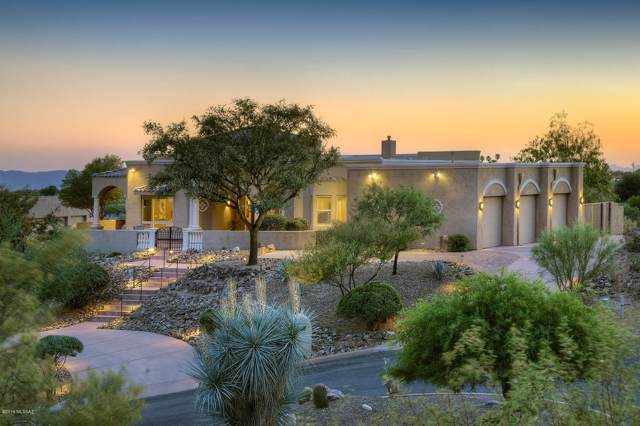 10835 N Summer Moon Place, Oro Valley, AZ 85737 (#22000276) :: Keller Williams