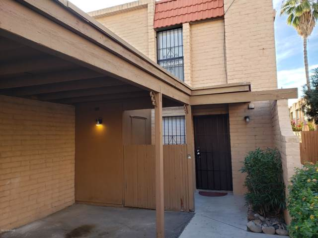 2875 N Tucson Boulevard #40, Tucson, AZ 85716 (#22000291) :: The Local Real Estate Group | Realty Executives