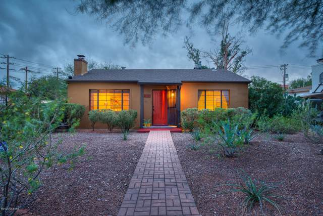 2130 E 10Th Street, Tucson, AZ 85719 (#22000323) :: Long Realty - The Vallee Gold Team