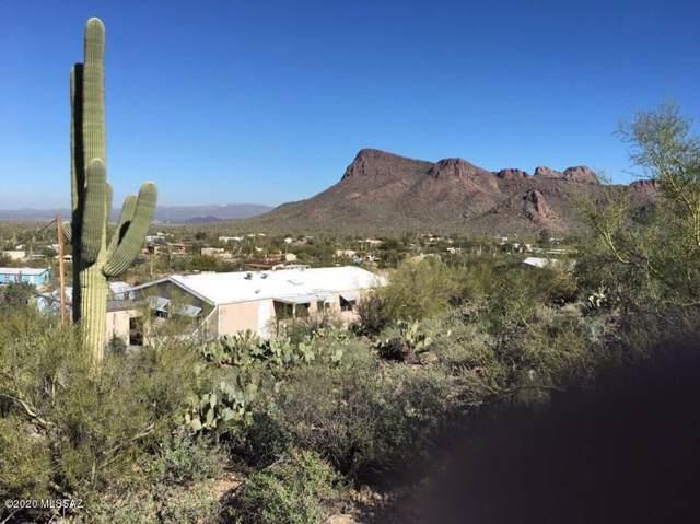 10055 W Rocky Desert Trail, Tucson, AZ 85743 (#22000326) :: Long Realty - The Vallee Gold Team