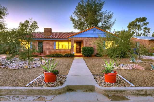 2242 E 8th Street, Tucson, AZ 85719 (#22000339) :: Long Realty - The Vallee Gold Team