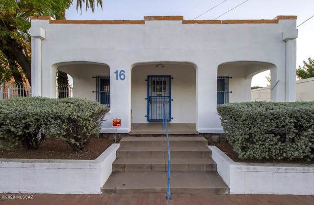 16 E 15Th Street, Tucson, AZ 85701 (#22000381) :: The Local Real Estate Group | Realty Executives