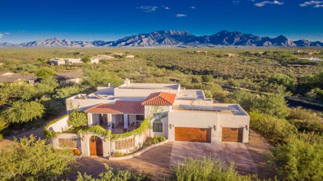 2257 S Rolling Rock Place, Green Valley, AZ 85614 (#22000392) :: Long Realty - The Vallee Gold Team