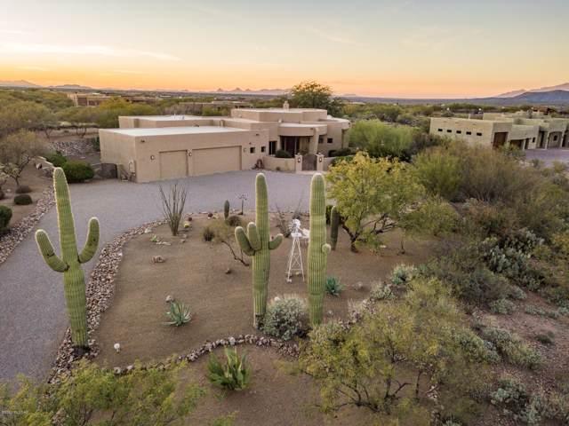 8308 S Long Bar Ranch Place, Vail, AZ 85641 (#22000444) :: Keller Williams