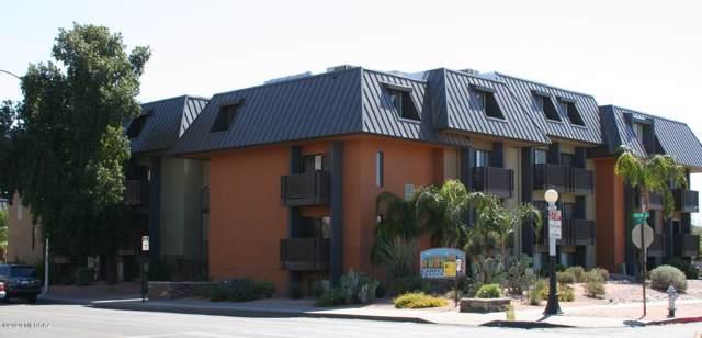 931 N Euclid Avenue #215, Tucson, AZ 85719 (#22000489) :: Long Realty - The Vallee Gold Team