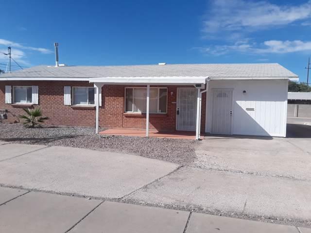 1151 N Craycroft Road, Tucson, AZ 85712 (#22000517) :: Long Realty - The Vallee Gold Team