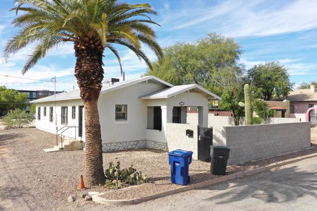 223 N Mountain Avenue, Tucson, AZ 85719 (#22000530) :: Long Realty - The Vallee Gold Team