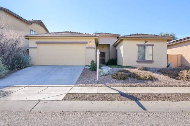 10638 E Avalon Park Street, Tucson, AZ 85747 (#22000593) :: Long Realty - The Vallee Gold Team