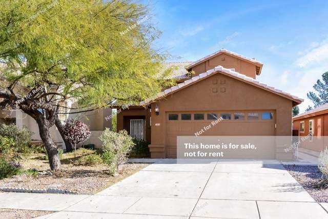 8233 S Placita Del Parque, Tucson, AZ 85747 (#22000596) :: Long Realty - The Vallee Gold Team
