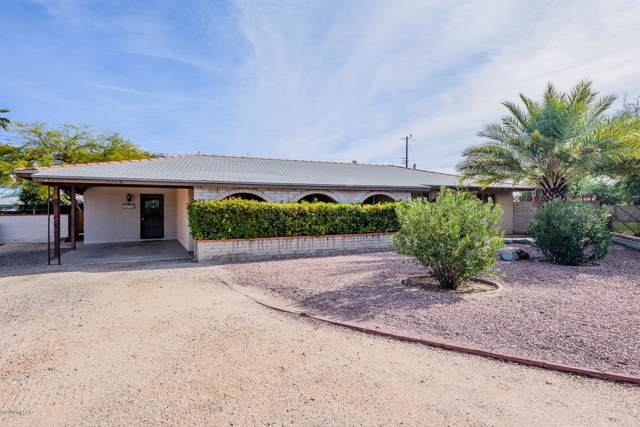 6738 E Kenyon Drive, Tucson, AZ 85710 (#22000614) :: Long Realty - The Vallee Gold Team