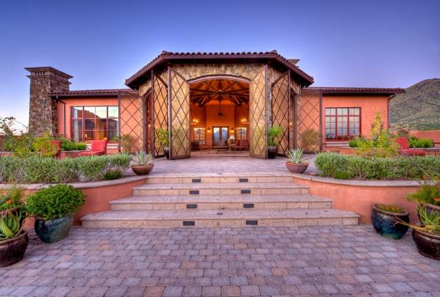 1266 Morning Star Drive, Tubac, AZ 85646 (#22000622) :: Luxury Group - Realty Executives Arizona Properties