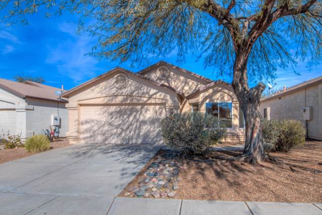 9177 E Ironbark Street, Tucson, AZ 85747 (#22000624) :: Long Realty - The Vallee Gold Team