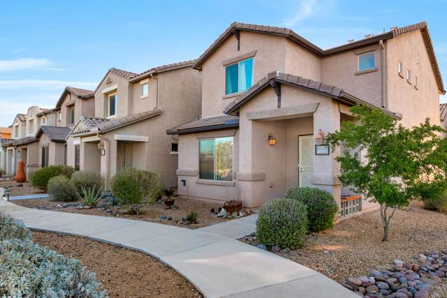 10593 E Singing Canyon Drive, Tucson, AZ 85747 (#22000627) :: Long Realty - The Vallee Gold Team