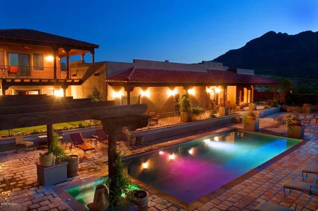 1265 Morning Star Drive, Tubac, AZ 85646 (MLS #22000672) :: The Property Partners at eXp Realty