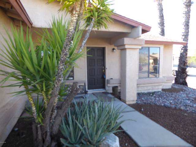 10180 E Calle Magdalena, Tucson, AZ 85748 (#22000686) :: Long Realty - The Vallee Gold Team