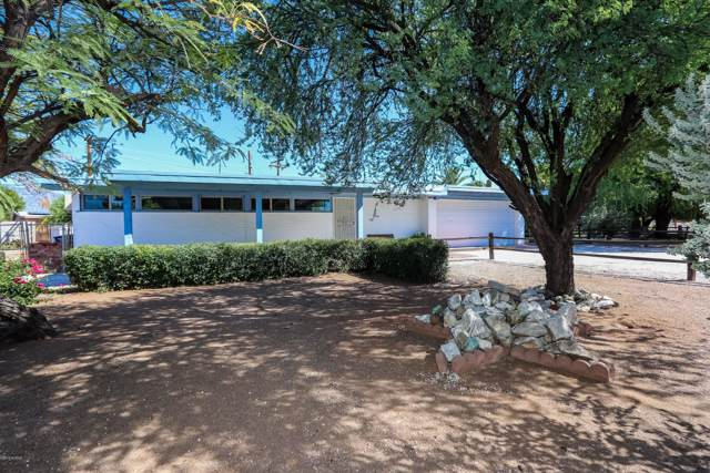 5901 E Waverly Place, Tucson, AZ 85712 (#22000751) :: Long Realty - The Vallee Gold Team
