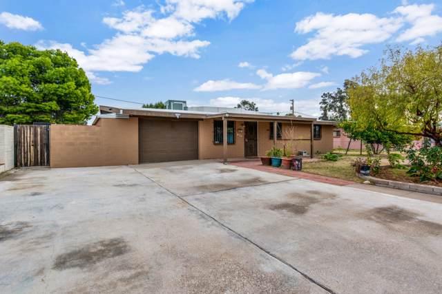 815 S Columbus Boulevard, Tucson, AZ 85711 (#22000780) :: Long Realty - The Vallee Gold Team