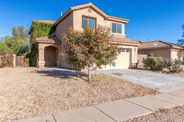 947 E Stronghold Canyon Lane, Sahuarita, AZ 85629 (#22000784) :: Gateway Partners | Realty Executives Arizona Territory