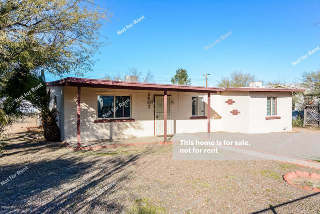 2602 W Mossman Road, Tucson, AZ 85746 (#22000785) :: Long Realty - The Vallee Gold Team
