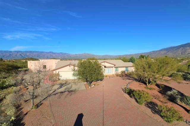 11323 E Old Spanish Trail, Tucson, AZ 85748 (#22000803) :: Long Realty - The Vallee Gold Team