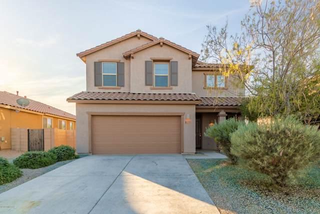 11573 W Rock Village Street, Marana, AZ 85658 (#22000818) :: The Josh Berkley Team
