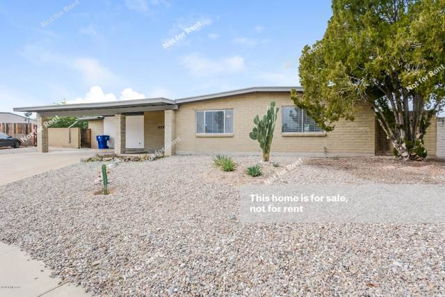 335 N Bedford Drive, Tucson, AZ 85710 (#22000823) :: Long Realty - The Vallee Gold Team