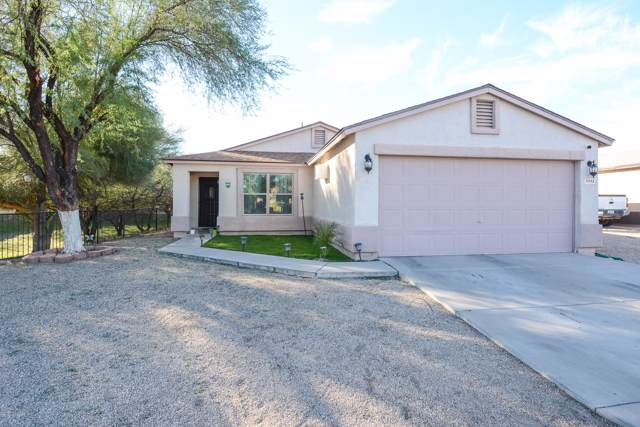 5442 S Crown Jewel Drive, Tucson, AZ 85706 (#22000871) :: Long Realty - The Vallee Gold Team