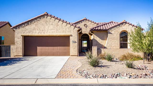 801 N Copper View Drive, Green Valley, AZ 85614 (#22000877) :: Long Realty - The Vallee Gold Team