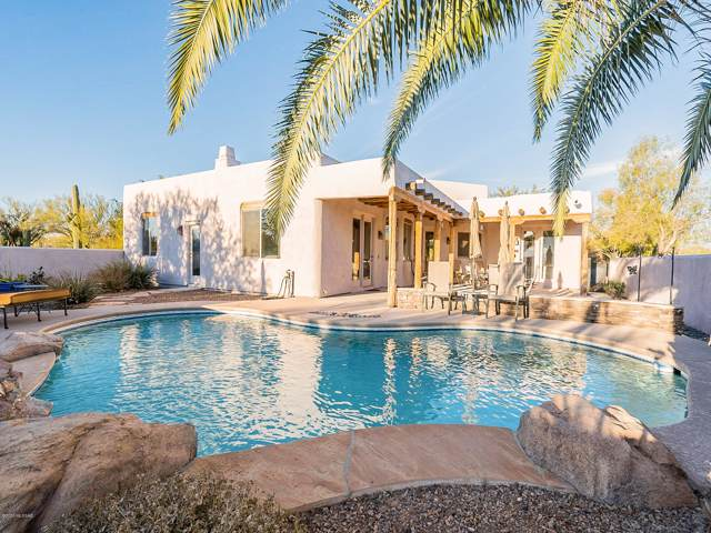 2473 W Dry Canyon Place, Oro Valley, AZ 85742 (#22000894) :: Long Realty - The Vallee Gold Team