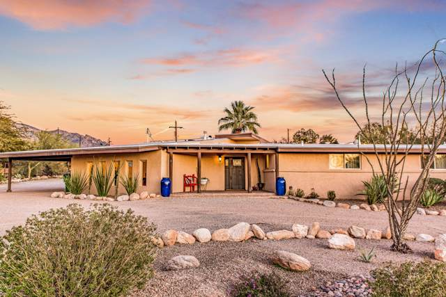 7120 N Edgewood Place, Tucson, AZ 85704 (#22000941) :: Long Realty - The Vallee Gold Team