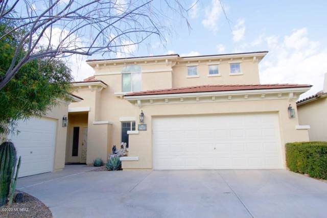 9635 E Corte Torre Del Sol, Tucson, AZ 85748 (#22000942) :: Long Realty - The Vallee Gold Team