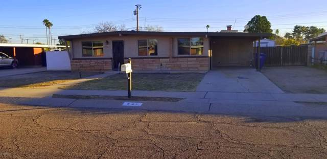 941 W Navajo Street, Tucson, AZ 85705 (#22000944) :: Long Realty - The Vallee Gold Team