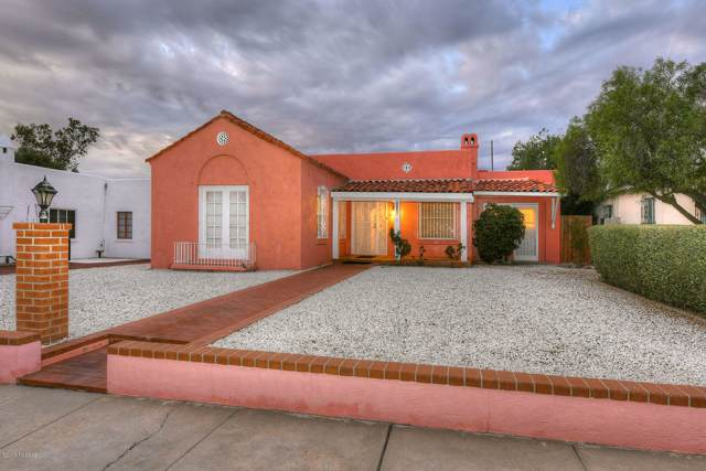 2324 E 1St Street, Tucson, AZ 85719 (#22000999) :: The Local Real Estate Group | Realty Executives