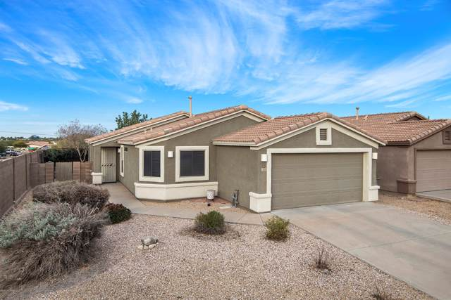 1332 S Bowline Court, Tucson, AZ 85710 (#22001033) :: Long Realty - The Vallee Gold Team