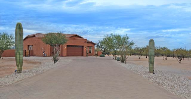 13352 W Tiger Aloe Place, Tucson, AZ 85743 (#22001036) :: Long Realty - The Vallee Gold Team