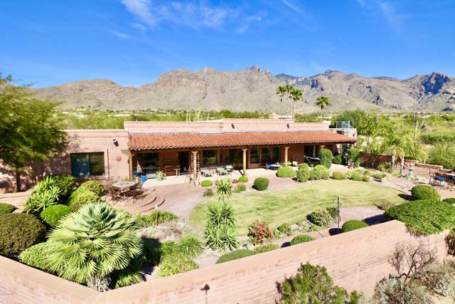 6946 N Pusch Peak Place, Tucson, AZ 85718 (#22001062) :: Long Realty - The Vallee Gold Team