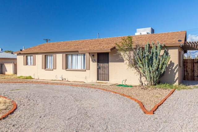 6111 E 24Th Street, Tucson, AZ 85711 (#22001070) :: The Local Real Estate Group | Realty Executives