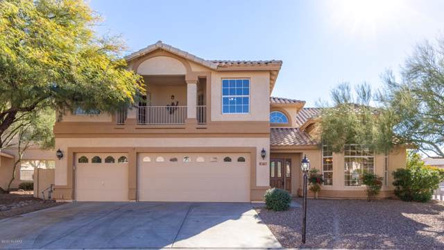 10736 N Torey Lane, Oro Valley, AZ 85737 (#22001090) :: Keller Williams