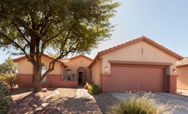 7637 W Wildflower Crest Way, Tucson, AZ 85743 (#22001092) :: Long Realty - The Vallee Gold Team