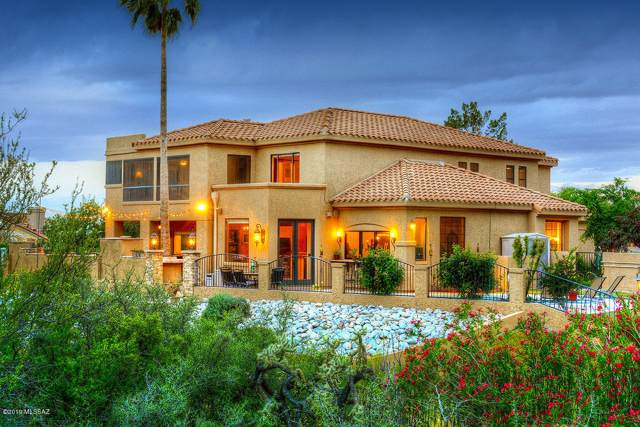 6362 N Calle Campeche, Tucson, AZ 85750 (#22001148) :: Long Realty - The Vallee Gold Team