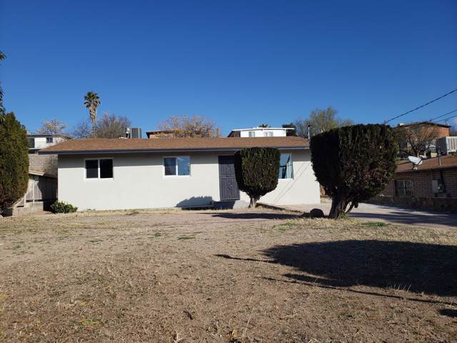 234 W Kino Street, Nogales, AZ 85648 (#22001155) :: Long Realty - The Vallee Gold Team