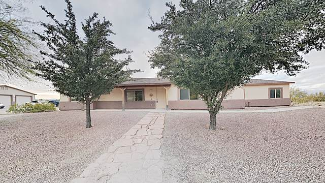4881 N Buckmeister Way, Marana, AZ 85653 (#22001164) :: Long Realty - The Vallee Gold Team