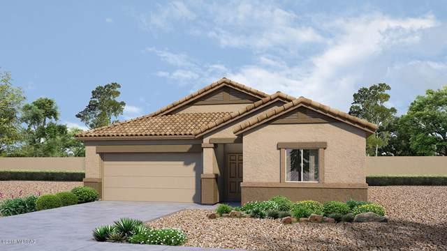 9652 N Texas Ebony Lane, Marana, AZ 85653 (#22001174) :: Long Realty - The Vallee Gold Team