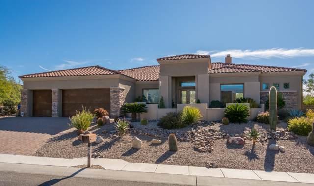 6031 W Sonoran Links Lane, Marana, AZ 85658 (#22001180) :: Long Realty - The Vallee Gold Team